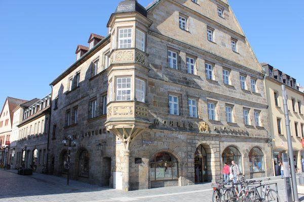 Mohrenapotheke Bayreuth Markt